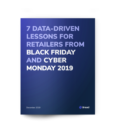 7 Data-Driven Lessons for Retailers from Black Friday and Cyber Monday 2019